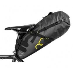 Bike4Travel: Orlieb fixeerband zadeltas bikepacking E216