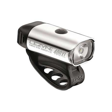 Bike4Travel: Lezyne Hecto Drive voorlicht 400XL | 34.95 Euro