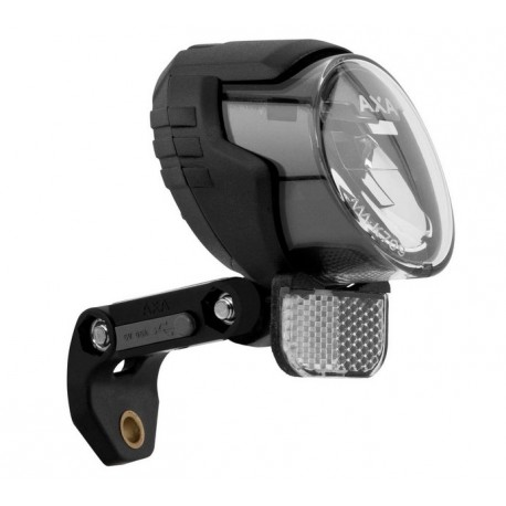 axa luxx70 plus koplamp usb verlichting axa